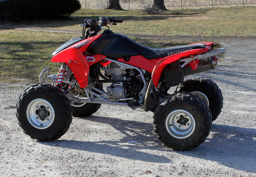 Honda Four Wheelers For Sale >> 4wheelers
